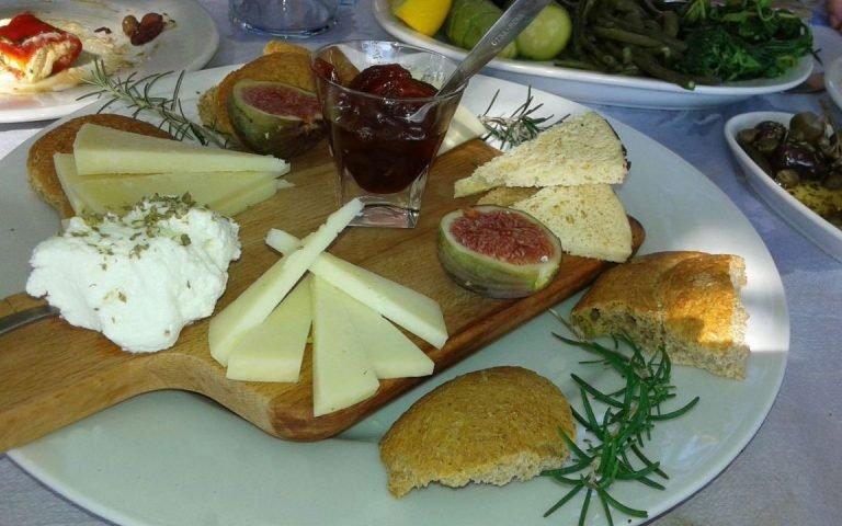 Sifnos cuisine