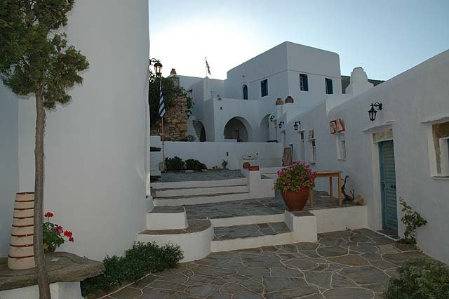 The monastery of the Virgin Mary of Firogia