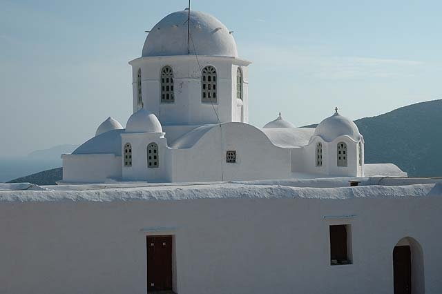 The monastery of the Virgin Mary of the Mountain (Panagia tou Vounou)